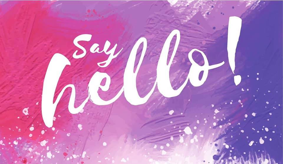 SayHello Party - February 2020